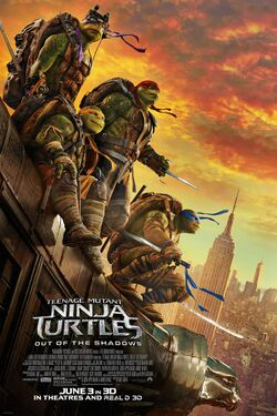 Teenage Mutant Ninja Turtles: Out of the Shadows - Awful