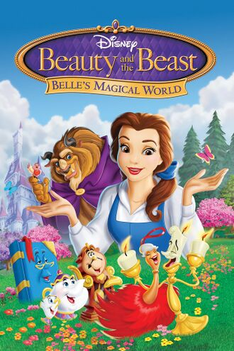 Beauty and the Beast Belle's Magical World.jpg