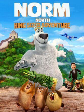 Norm of the North King Sized Adventure.jpg