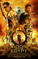 """Gods of Egypt - A cliche 2016 film that most people consider the """"worst film of 2016"""" with Gods not being potrayed powerful at all."""