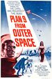 "Plan 9 from Outer Space - The first movie to be considered ""so bad, it's good"" for the hilariously bad setting, acting, and many mistakes and errors, such as an obvious Bela Lugosi stand-in, weird characters, and poor special effects"