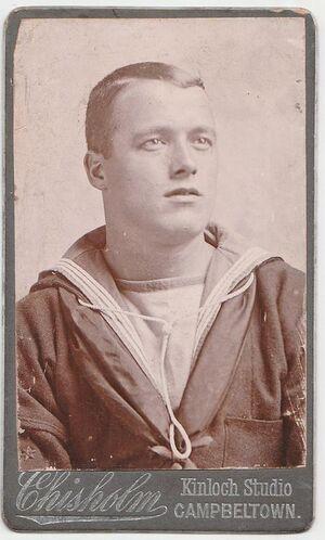 Hampshire - Cox, James (IWM Lives of the First World War).jpg