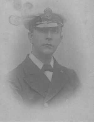Mary Rose - Brown, Thomas (IWM Lives of the First World War).jpg