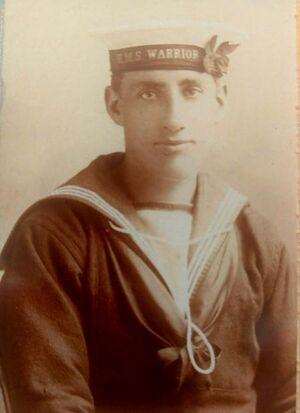 Warrior - Hyland, Charles Ernest (IWM Lives of the First World War).jpg