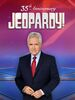 Jeopardy! - a game show formerly hosted by the late, great Alex Trebek that gives the answers, and contestants must provide the questions