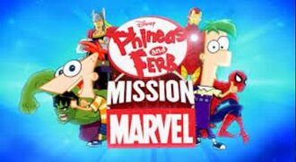 Phineas and Ferb Mission Marvel logo.jpg