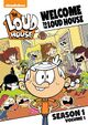 The Loud House - A series about a 11-year-old, white-haired boy living with ten sisters