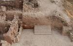 Excavations of Hazor. Credit: The Selz Foundation Hazor Excavations in Memory of Yigael Yadin.