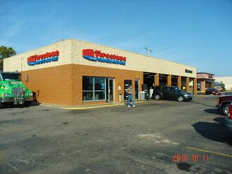 Firestone, 4920 Washington Avenue, Racine, Wisconsin, 2010.JPG