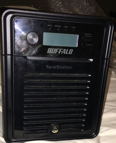 Terastation TS3400D - Buffalo NAS Wiki