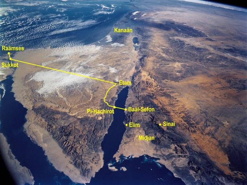 Uittocht uit Egypte Pi Hachirot.jpg