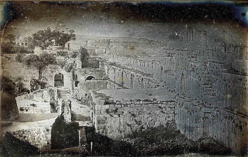 Jeruzalem - Girault de Prangey 1844 2.jpg
