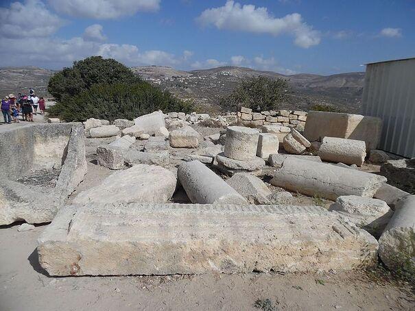 Sebastia Samaria ruïne.jpg