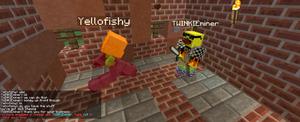 Twinkie killing YelloFishy in the McLoud prison 12/2/2019