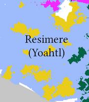 Flag of Resimere