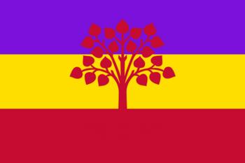 Kanagawa Flag