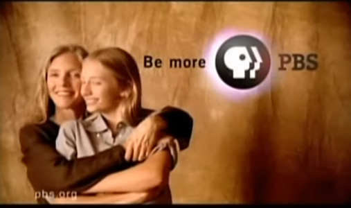 PBS ident 2007 Mother and Daughter.png
