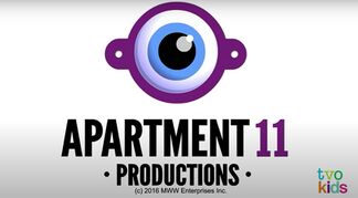 Apartment 11 Productions 2nd Logo.