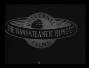 Universal Films logo from 1914-1919