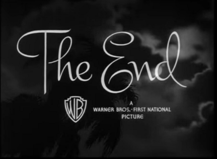 Warner Bros Pictures (1940) The End.png
