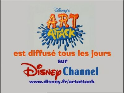 Disney Channel Originals (January 7-November 11, 2002, Art Attack (French).jpg