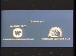 Warner Bros. Pictures, 20th Century Fox (French, 1974, 1990).jpg