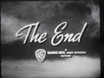 "Warner Bros Pictures 1943 ""The End"".png"