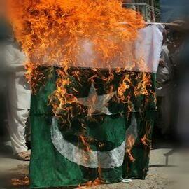 Burning Pakistan Flag.jpg