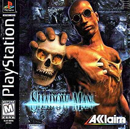 Shadow Man Ps1 Crappy Games Wiki Uncensored
