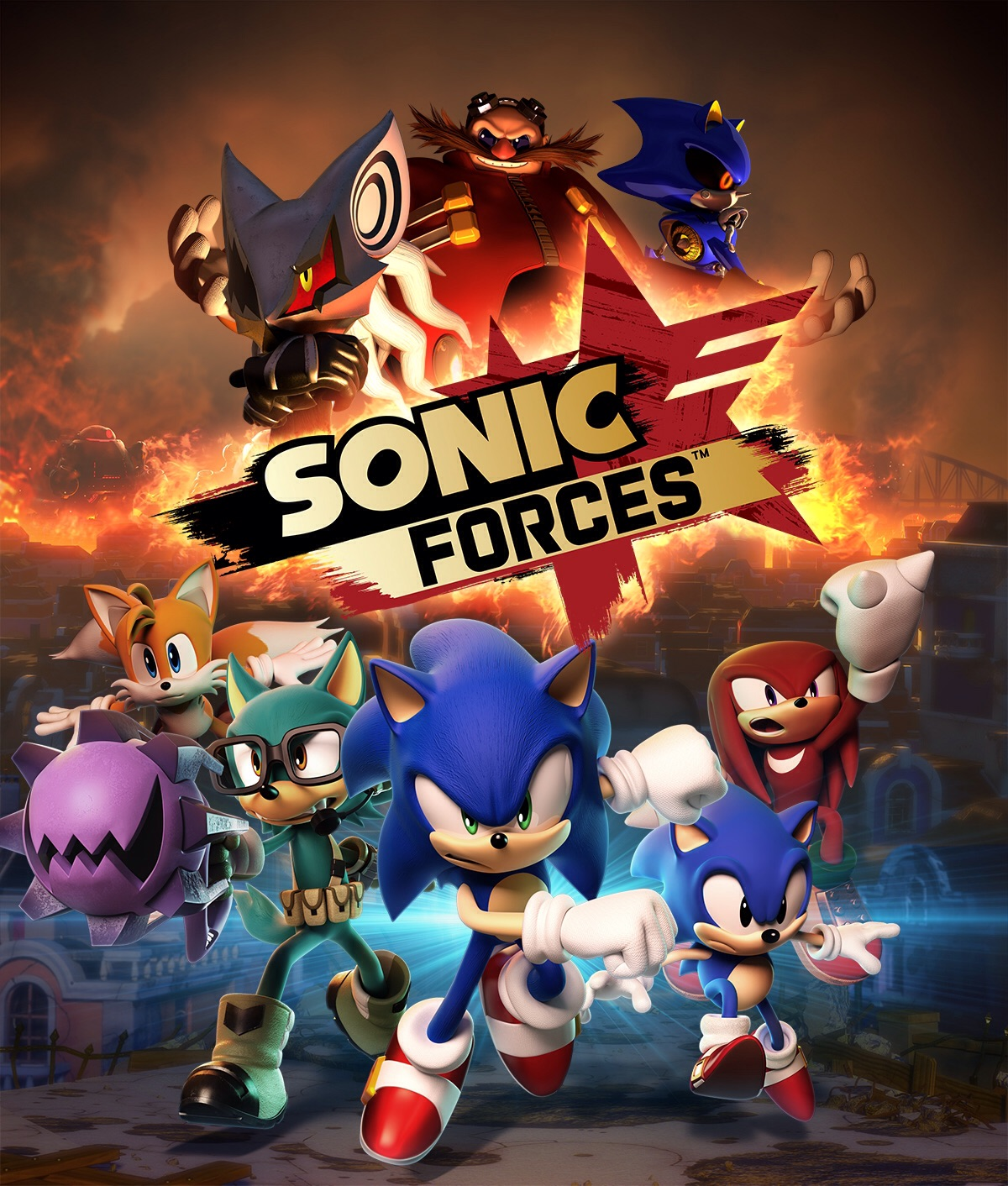 Sonic Forces Crappy Games Wiki Uncensored