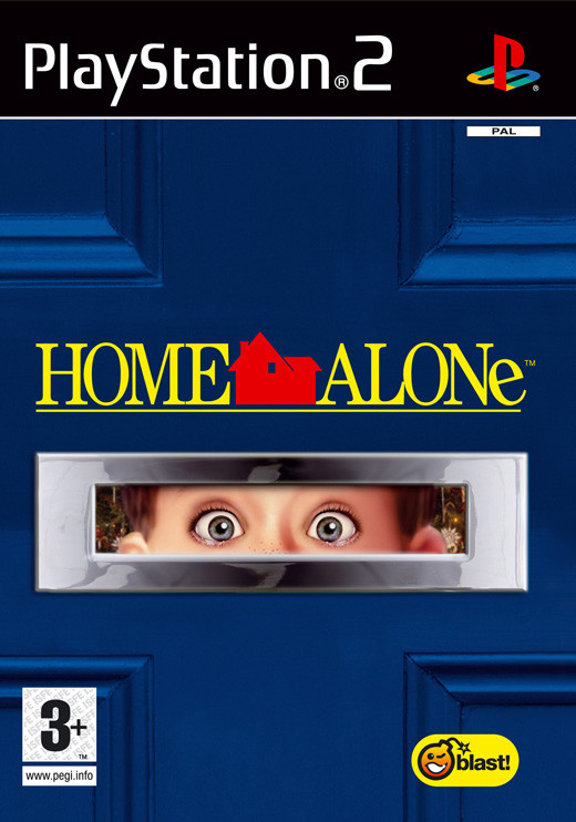 Home Alone (PS2) - Crappy Games Wiki Uncensored