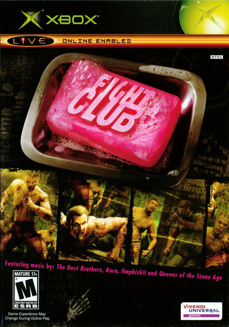 Fight Club - Crappy Games Wiki Uncensored