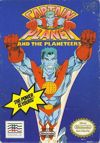 Captain Planet and the Planeteers - 1991 - Mindscape.jpg