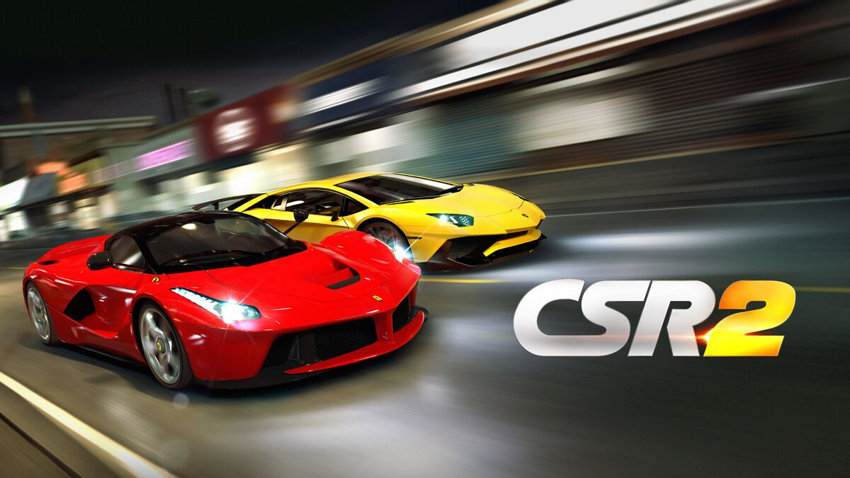 CSR Racing 2 - Crappy Games Wiki Uncensored