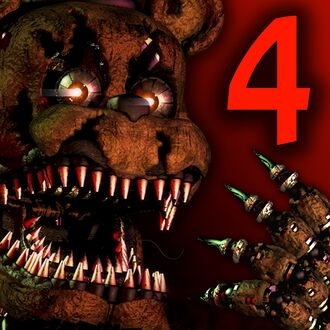 Five Nights at Freddy's 4 - Crappy Games Wiki Uncensored