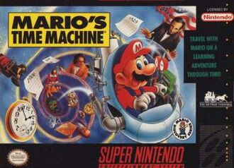 Mario's Time Machine SNES.jpg