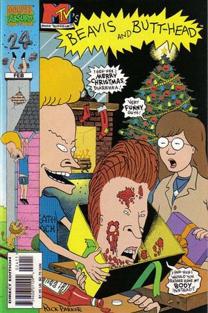 Beavis and butt-head issue 24.jpg