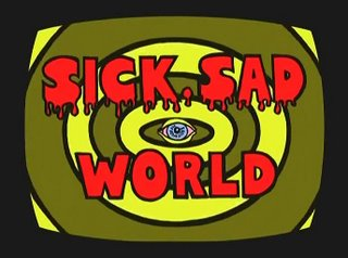 Sick, Sad World logo