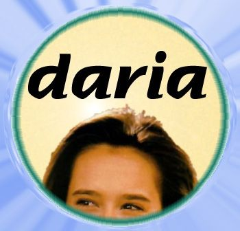 Daria the Movie Official Logo