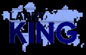 Larry King logo.png