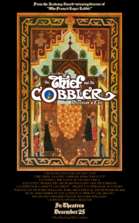 The Thief and the Cobbler Director's Cut poster.png