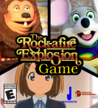 The Rock-afire Explosion Game cover.png