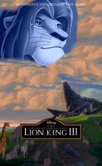 The Lion King III poster.png