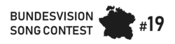 Bundesvision Song Contest 19 Logo.png