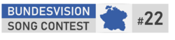 Bundesvision Song Contest 22 Logo.png