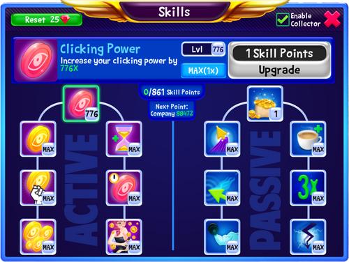 Fap Ceo Skills