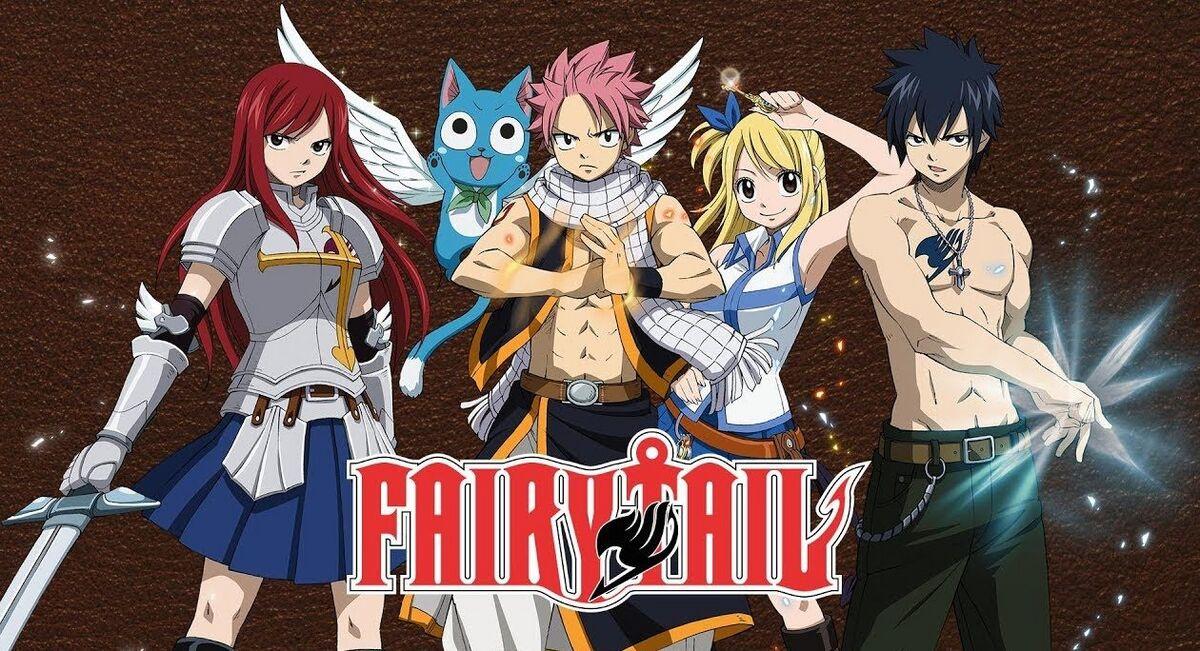 Fairy Tail - Giantess Wiki