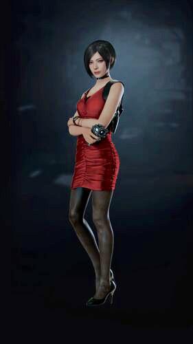 Ada Wong 3D model   CGTrader