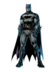 Batman - The Justice League member that lost his parent when he was a kid and then avenge them by training to the point where he becomes one of the most liked heroes to exist.