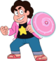 Steven Universe - An optimistic, friendly, outgoing, soft-hearted and carefree with a happy-go-lucky attitude that is appreciated by many, including his home town.